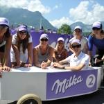 Milka Girls: Lila Versuchung auch in Bludenz