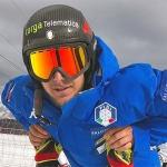 Emanuele Buzzi blickt optimistisch Richtung Ski Weltcup Saison 2019/20