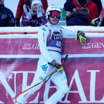 Mattia Casse gewinnt erste Europacup-Abfahrt auf dem Lauberhorn