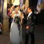 Alcott und Ruiz Castillo haben geheiratet