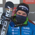 Abfahrtserfolg für Martin Cater in Val d'Isère
