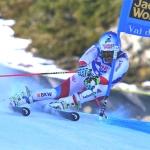 Gino Caviezel gewinnt EC-Riesenslalom in Val d'Isère