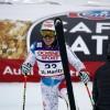Gino Caviezel holt sich auch im SM-Riesenslalom Gold