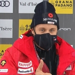 Mauro Caviezel gewinnt Super-G in Val d'Isere