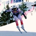 Johan Clarey entscheidet 2. Abfahrtstraining in Kitzbühel für sich