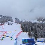 SKI WM 2021: Der Super-G der Damen in Cortina d'Ampezzo ist wegen Nebel abgesagt