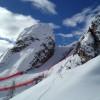 Die Abfahrt von St. Anton wird in Cortina d'Ampezzo nachgetragen