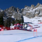 Nur noch 100 Tage bis zur Ski-Weltmeisterschaft 2021 in Cortina d'Ampezzo