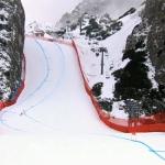 Die Hoffnung auf ein Ski Weltcup Finale in Cortina d'Ampezzo lebt
