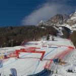 Blick auf das WM-Programm in Cortina d'Ampezzo