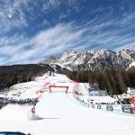 Cortina d'Ampezzo freut sich auf die SKI WM 2021
