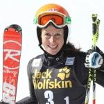 Chiara Costazza will wieder auf das Podium fahren