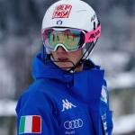 Chiara Costazza hängt die Skier an den Nagel