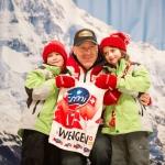 Didier Cuche wird Schweizer des Jahres!