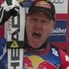 Didier Cuche gewinnt Kitzbühel zum fünften Mal