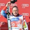 Didier Cuche bedankt sich bei Fans, Sponsoren und dem Swiss-Ski Team