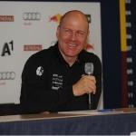 Hahnenkamm-Rennen 2013: Pressekonferenz mit Didier Cuche