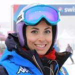Elena Curtoni und Head sind ein Team