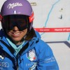 Ein halbes Jahr Pause für Elena Curtoni