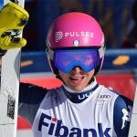 Elena Curtoni träumt von einer WM-Medaille zuhause