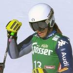 Elena Curtoni: 200 Weltcupeinsätze und kein bisschen müde