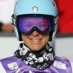 Irene Curtoni gewinnt 2. Europacup Slalom in Zinal