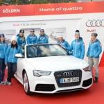 Audi im Wintersport aktiv – Audi FIS Ski Weltcup startet am Wochenende in Sölden