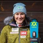 Schwedische Speedgirls Ida Dannewitz und Lin Ivarsson sind für Saas-Fee bereit