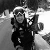 Nicht nur Nadia Delago trainiert fleißig in Saas Fee