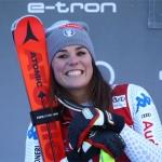 Nicol Delago freut sich auf eine komplette Weltcupsaison mit Schwester Nadia