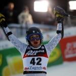 Lara Della Mea freut sich auf die Slalomeinsätze in Levi und Killington