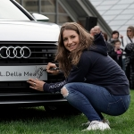 Lara Della Mea ist bereit für große Taten