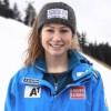 Dajana Dengscherz gewinnt Europacup Super-G in Kvitfjell