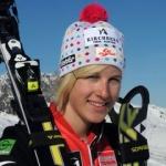 Jessica Depauli gewinnt erneut Europacup Super-G in Pila (ITA)