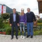 Kirchberg und Jessica Depauli setzen erfolgreiche Zusammenarbeit fort