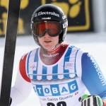 Andrea Dettling und Sandro Viletta holen sich in St. Moritz die Titel der Schweizermeister im Super-G.