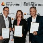 """Katja Seizinger und Gerd Schönfelder offiziell in """"Hall of Fame"""" aufgenommen"""