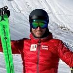 Marc Digruber feiert Schnee-Comeback in Sölden