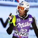 """Fritz Dopfer: """"Ich bin zuversichtlich, dass ich meine Leistungsfähigkeit im Slalom unter Beweis stellen kann."""""""