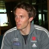Ski-Ass Fritz Dopfer bei Kieler Woche