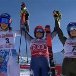 Federica Brignone und Petra Vlhová teilen sich Riesentorlauf-Sieg in Sestriere