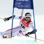 Österreicher Clemens Dorner gewinnt Europacup Super G auf der Reiteralm