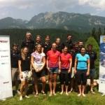DSV Alpin Damen-Team trainiert in Haus im Ennstal
