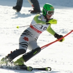 Sturm verbläst Europacuprennen der Damen in Zinal