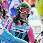 Lena Dürr verzichtet auf Start bei der WM Super Kombination am Freitag