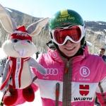 Dank Vaters Überredenskunst ist Moskau-Siegerin Lena Dürr besser als Papa Peter