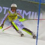 Lena Dürr muss sich als beste DSV-Rennläuferin in Levi mit Rang 17 begnügen