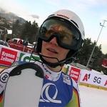 Lena Dürr möchte den Schwung der letzten Slalom Rennen mit nach Flachau nehmen.