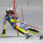 Europacup-Slalomsieg für Lena Dürr in Zell am See