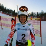 ÖSV NEWS: Julia Dygruber gewinnt Europacup Slalom in Hemsedal